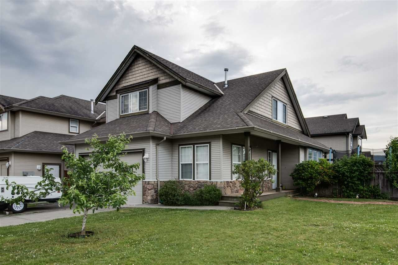 Main Photo: 32693 HOOD Avenue in Mission: Mission BC House for sale : MLS®# R2175719