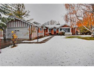 Photo 1: 1240 CROSS Crescent SW in Calgary: Chinook Park House for sale : MLS®# C4087966