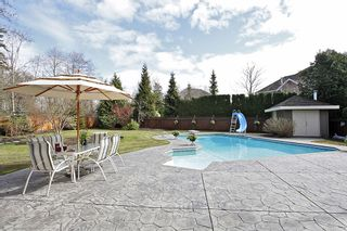 """Photo 30: 2148 138TH Street in Surrey: Elgin Chantrell House for sale in """"CHANTRELL PARK ESTATES"""" (South Surrey White Rock)  : MLS®# F1403788"""