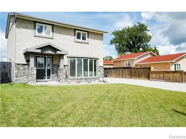 Photo 2: Photos: 120 Brookhaven Bay in Winnipeg: Southdale Residential for sale (2H)  : MLS®# 1622301