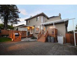 Photo 2: 6233 ONTARIO Street in Vancouver: Oakridge VW House for sale (Vancouver West)  : MLS®# V955333