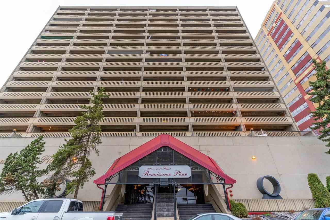 Main Photo: 1912 9918 101 Street in Edmonton: Zone 12 Condo for sale : MLS®# E4243377
