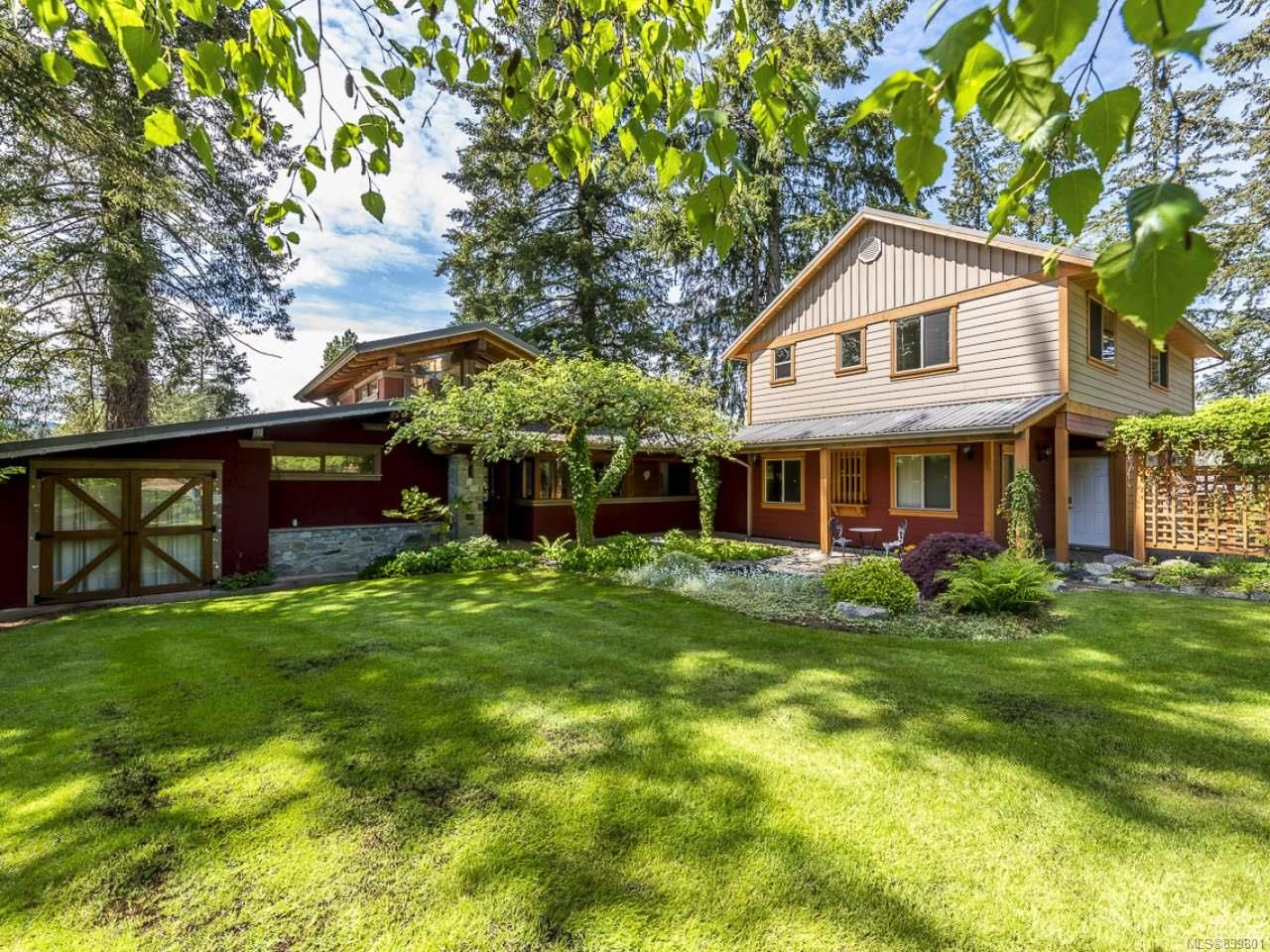 Main Photo: 7511 Howard Rd in MERVILLE: CV Merville Black Creek House for sale (Comox Valley)  : MLS®# 839801