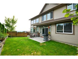 """Photo 19: 1459 NANTON Street in Coquitlam: Burke Mountain House for sale in """"FOOTHILLS"""" : MLS®# V1024544"""