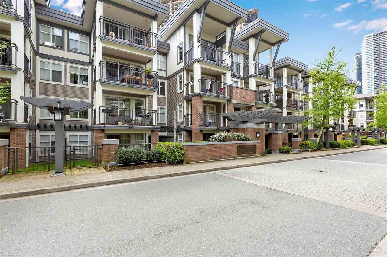 Main Photo: 308 4868 BRENTWOOD Drive in Burnaby: Brentwood Park Condo for sale (Burnaby North)  : MLS®# R2577606