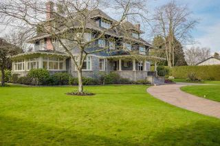 """Photo 1: 3589 GRANVILLE Street in Vancouver: Shaughnessy House for sale in """"ROCK LAND"""" (Vancouver West)  : MLS®# R2317297"""