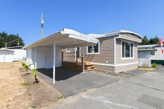 Photo 1: 16 1240 Wilkinson Rd in : CV Comox Peninsula Manufactured Home for sale (Comox Valley)  : MLS®# 881930