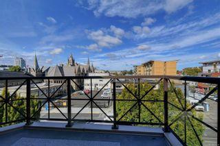 Photo 1: 403 935 Johnson St in : Vi Downtown Condo for sale (Victoria)  : MLS®# 856534
