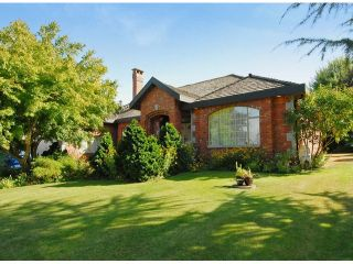 """Photo 1: 14478 29A Avenue in Surrey: Elgin Chantrell House for sale in """"ELGIN PARK ESTATES"""" (South Surrey White Rock)  : MLS®# F1300152"""
