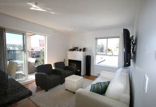 """Photo 2: 304 202 MOWAT Street in New Westminster: Uptown NW Condo for sale in """"SAUSALITO"""" : MLS®# V870490"""