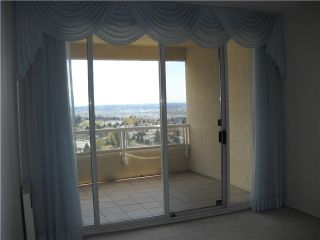 """Photo 6: 2301 6521 BONSOR Avenue in Burnaby: Metrotown Condo for sale in """"SYMPHONY 1"""" (Burnaby South)  : MLS®# V885133"""