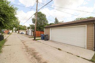 Photo 27: 131 Horton Avenue West in Winnipeg: West Transcona Residential for sale (3L)  : MLS®# 202016710