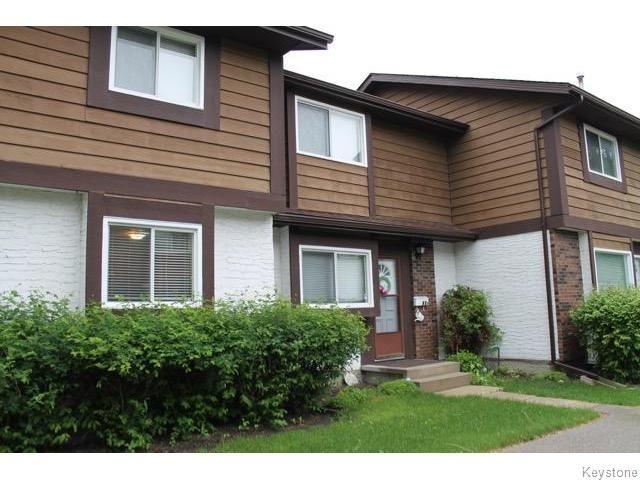 Main Photo: 43 Eric Street in Winnipeg: Condominium for sale : MLS®# 1614399