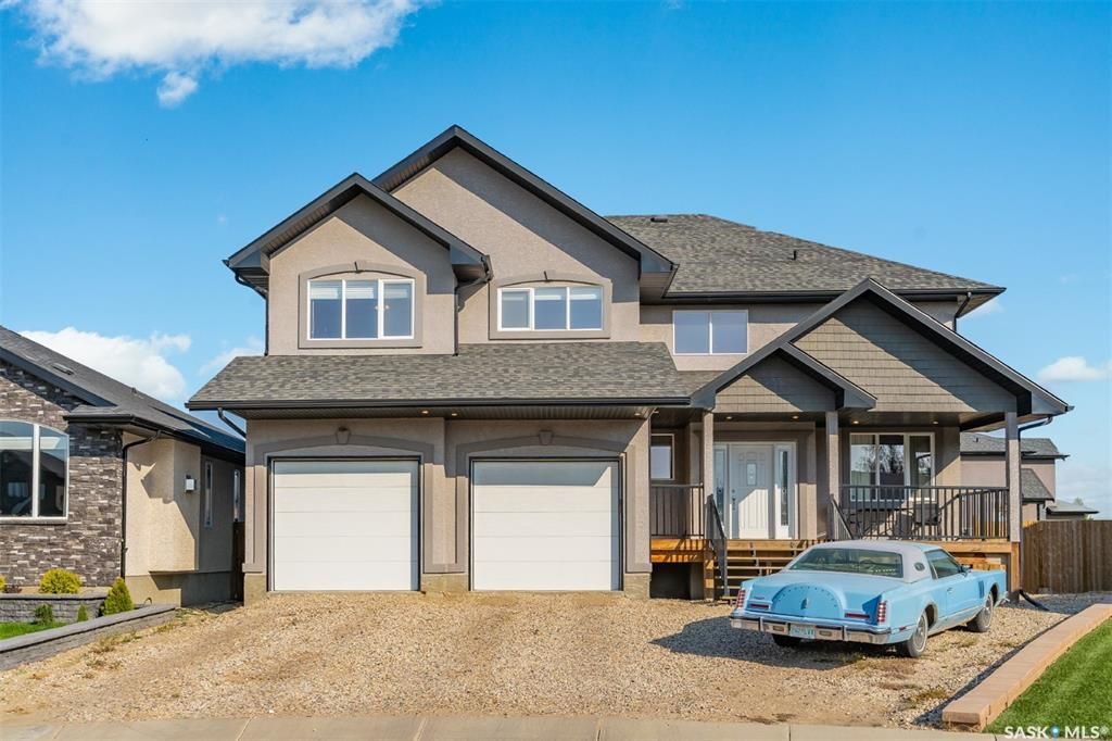 Main Photo: 435 Paton Place in Saskatoon: Willowgrove Residential for sale : MLS®# SK871983