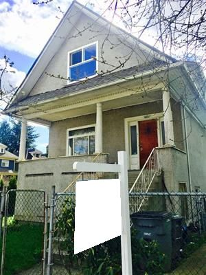 Photo 1: 2749 FRASER STREET in Vancouver: Mount Pleasant VE House for sale (Vancouver East)  : MLS®# R2162598