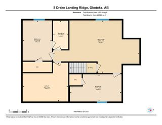 Photo 45: 8 Drake Landing Ridge: Okotoks Detached for sale : MLS®# A1091087