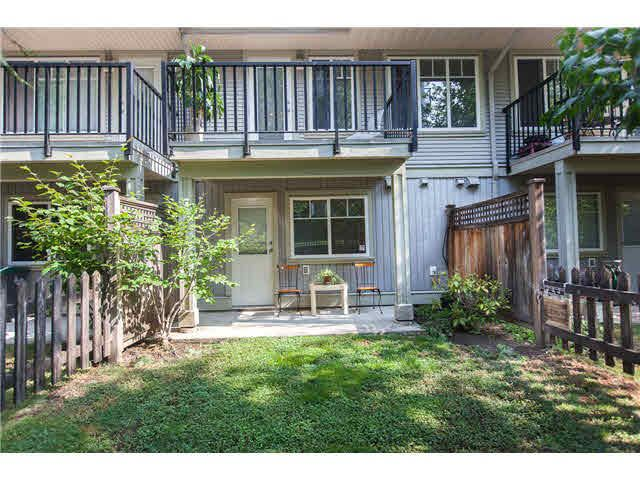 """Photo 19: Photos: 113 12040 68 Avenue in Surrey: West Newton Townhouse for sale in """"TERRANE"""" : MLS®# F1446726"""