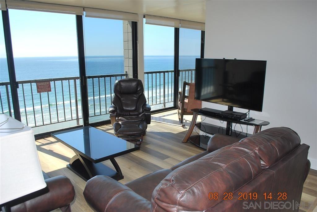 Photo 8: Photos: PACIFIC BEACH Condo for sale : 2 bedrooms : 4767 Ocean Blvd. #801 in San Diego