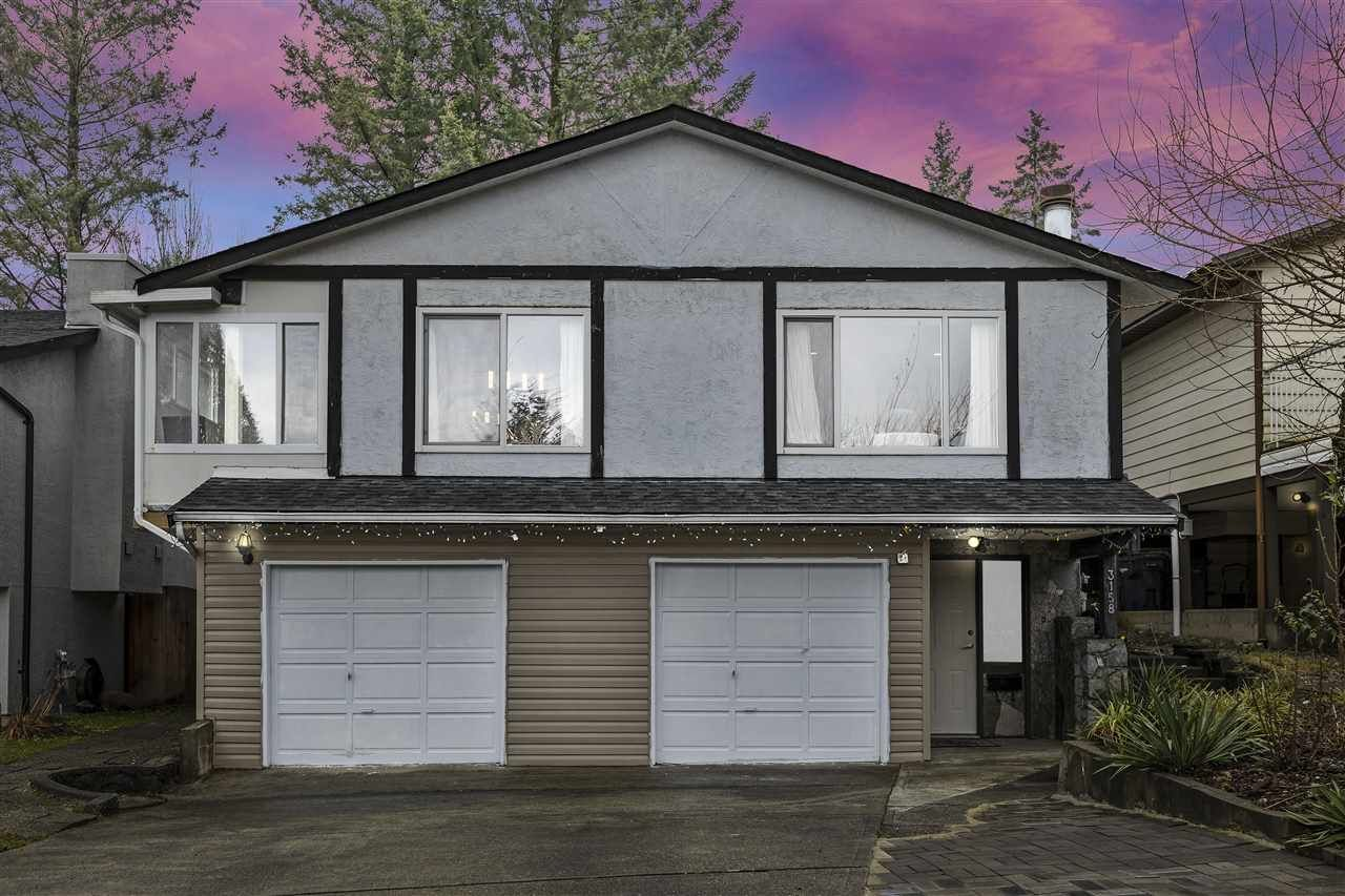 Main Photo: 3158 BOWEN Drive in Coquitlam: New Horizons House for sale : MLS®# R2529676