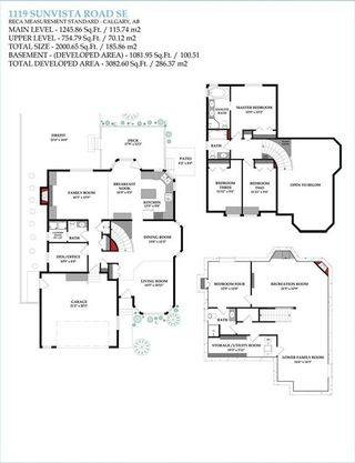 Photo 47: 1119 SUNVISTA Road SE in Calgary: Sundance House for sale : MLS®# C4129627