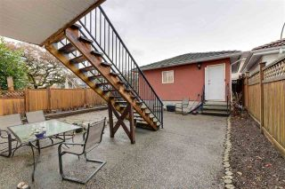 Photo 29: 4216 INVERNESS Street in Vancouver: Knight House for sale (Vancouver East)  : MLS®# R2525645