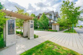 """Photo 1: 44 7088 191 Street in Langley: Clayton Townhouse for sale in """"MONTANA"""" (Cloverdale)  : MLS®# R2585334"""