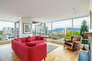 Photo 5: 502 1590 W 8TH Avenue in Vancouver: Fairview VW Condo for sale (Vancouver West)  : MLS®# R2620811