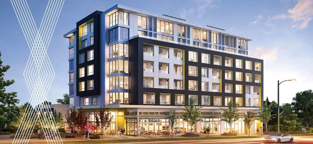 Main Photo: #509 - 6304 Cambie St, in Vancouver: Oakridge VW Condo for sale (Vancouver West)