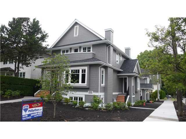Main Photo: 2889 COLUMBIA Street in Vancouver West: Mount Pleasant VW Home for sale ()  : MLS®# V876500