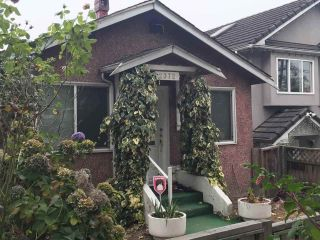 Photo 1: 2372 NANAIMO Street in Vancouver: Renfrew VE House for sale (Vancouver East)  : MLS®# R2309851