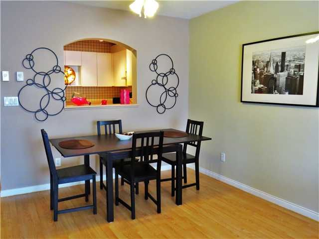 """Photo 3: Photos: 317 2960 PRINCESS Crescent in Coquitlam: Canyon Springs Condo for sale in """"THE JEFFERSON"""" : MLS®# V1004467"""