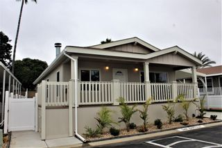 Photo 1: CARLSBAD WEST Manufactured Home for sale : 3 bedrooms : 7120 San Bartolo Street #2 in Carlsbad