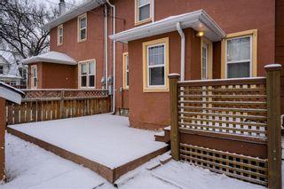 Photo 33: 766 Westminster Avenue in Winnipeg: Wolseley Residential for sale (5B)  : MLS®# 202027949