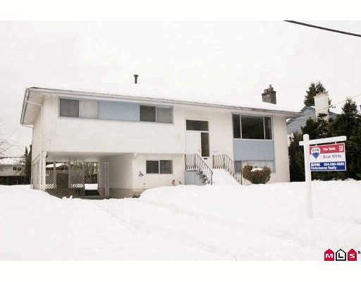 Main Photo: 8333 109B Street in Delta: Nordel House for sale (N. Delta)  : MLS®# F2833567