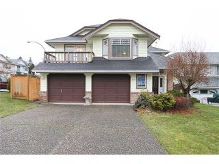 """Photo 1: 2049 POEL Place in Port Coquitlam: Citadel PQ House for sale in """"CITADEL"""" : MLS®# V874044"""