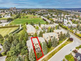 Photo 38: 8 1220 Prominence Way SW in Calgary: Patterson Row/Townhouse for sale : MLS®# A1143314