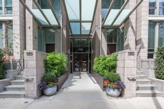 Main Photo: 1708-1055 Richards St in Vancouver: Yaletown Condo for rent (Downtown Vancouver)