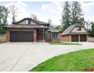 """Photo 1: 19746 84TH Avenue in Langley: Willoughby Heights House for sale in """"WEST LATIMER/ WILLOUGHBY"""" : MLS®# F2825635"""