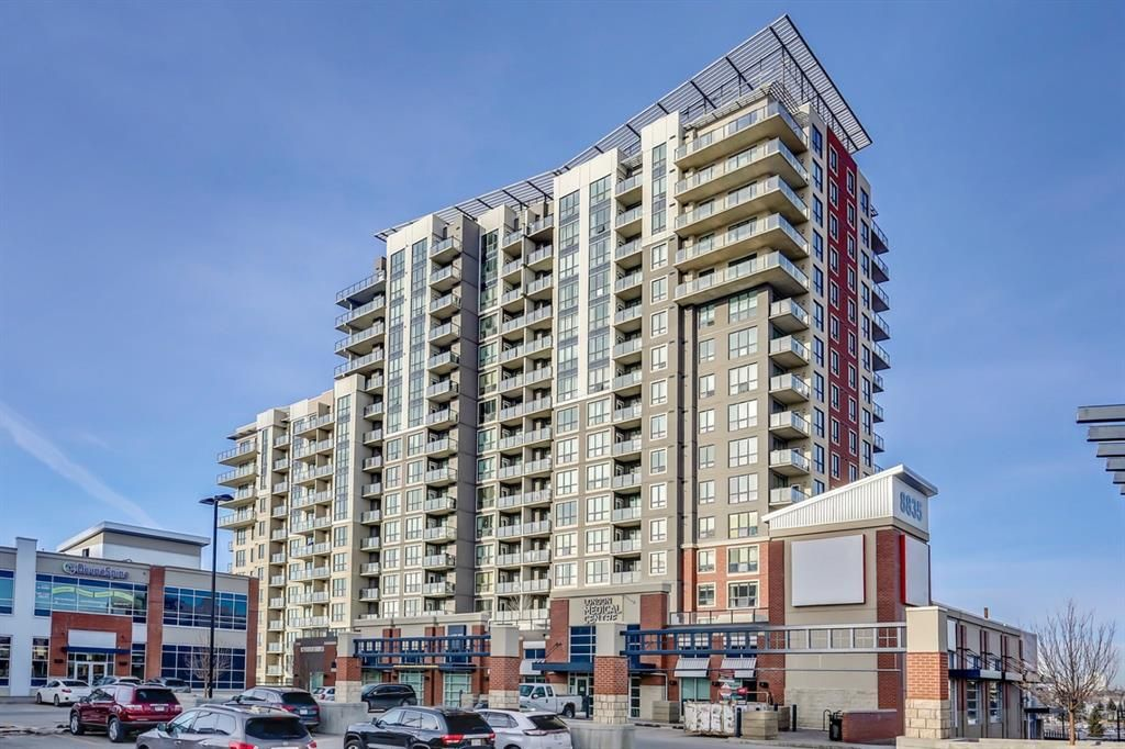 Main Photo: 711 8710 HORTON Road SW in Calgary: Haysboro Apartment for sale : MLS®# A1071641