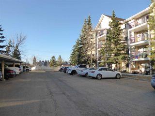 Photo 27: 326 10636 120 Street NW in Edmonton: Zone 08 Condo for sale : MLS®# E4239002