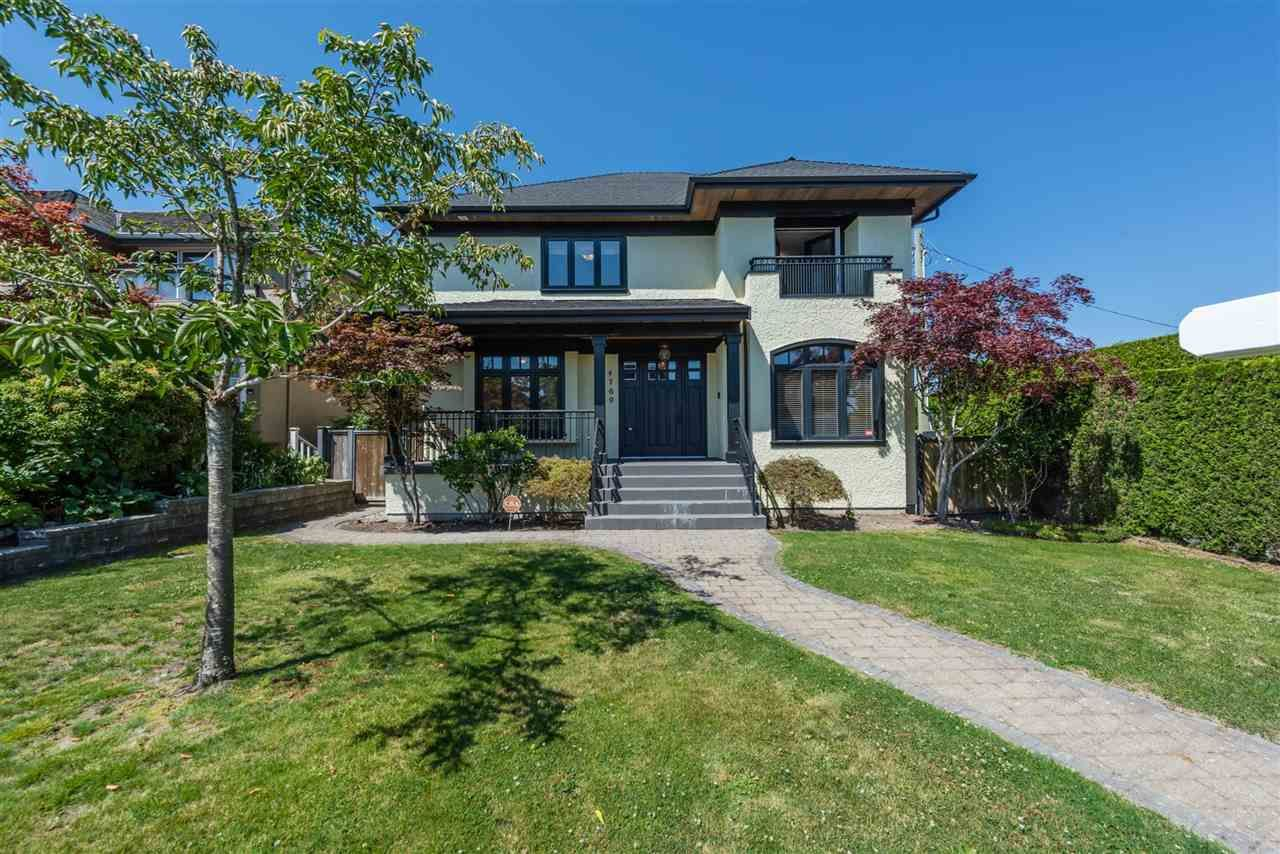 Main Photo: 4769 ELM STREET in Vancouver: MacKenzie Heights House for sale (Vancouver West)  : MLS®# R2290880