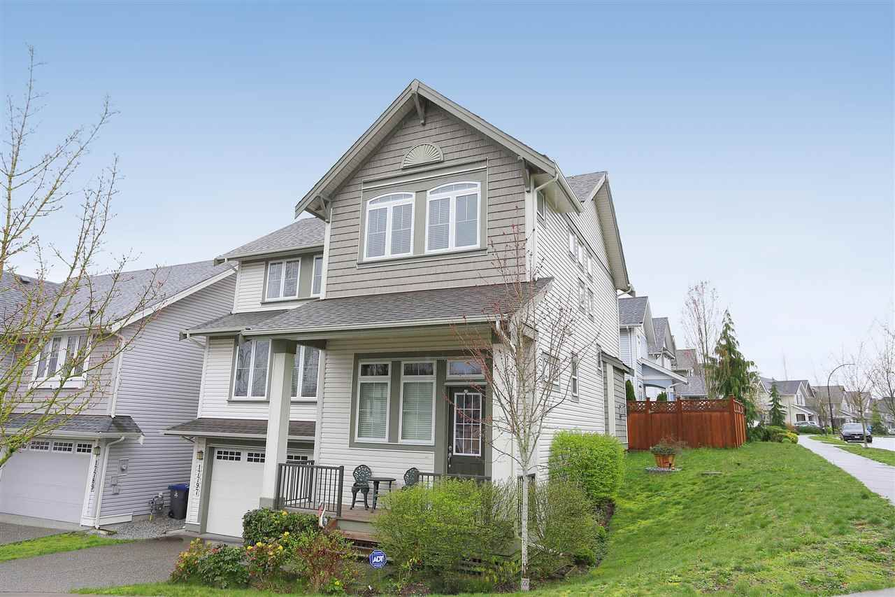 """Main Photo: 17797 70 Avenue in Surrey: Cloverdale BC House for sale in """"Saddle Creek at Provinceton"""" (Cloverdale)  : MLS®# R2049799"""