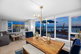 "Photo 4: 901 133 E ESPLANADE Avenue in North Vancouver: Lower Lonsdale Condo for sale in ""Pinnacle Residences at the Pier"" : MLS®# R2575541"