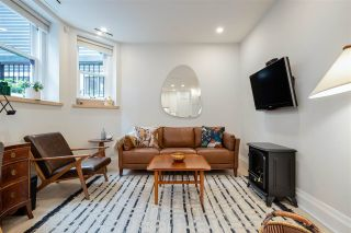 """Main Photo: 4 1150 COMOX Street in Vancouver: West End VW Townhouse for sale in """"GABLES AT NELSON PARK"""" (Vancouver West)  : MLS®# R2586218"""
