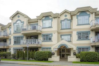 "Photo 1: 308 1150 54A Street in Delta: Tsawwassen Central Condo for sale in ""LEXINGTON"" (Tsawwassen)  : MLS®# R2442881"