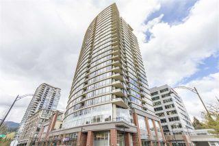 "Photo 1: 1401 400 CAPILANO Road in Port Moody: Port Moody Centre Condo for sale in ""ARIA2"" : MLS®# R2479307"