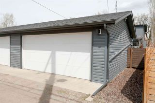 Photo 40: 10126 89 Street NW in Edmonton: Zone 13 House Half Duplex for sale : MLS®# E4245015