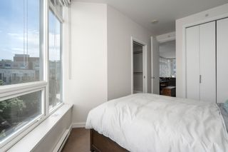 """Photo 9: 413 2055 YUKON Street in Vancouver: False Creek Condo for sale in """"THE MONTREUX"""" (Vancouver West)  : MLS®# R2371441"""