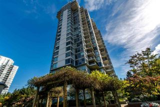 """Photo 1: 1706 235 GUILDFORD Way in Port Moody: North Shore Pt Moody Condo for sale in """"THE SINCLAIR"""" : MLS®# R2115644"""