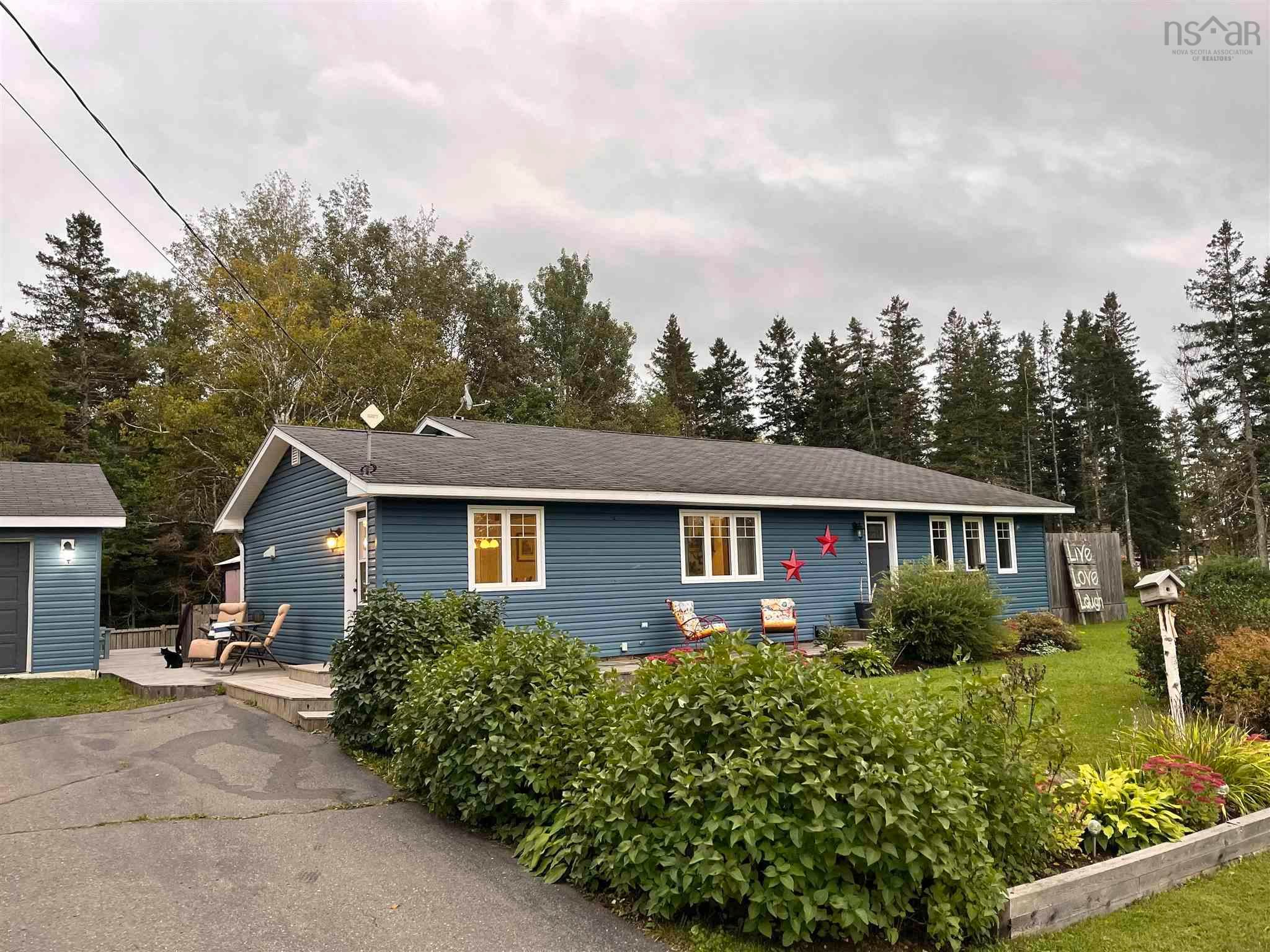 Main Photo: 2416 Millsville Road in Millsville: 108-Rural Pictou County Residential for sale (Northern Region)  : MLS®# 202124847